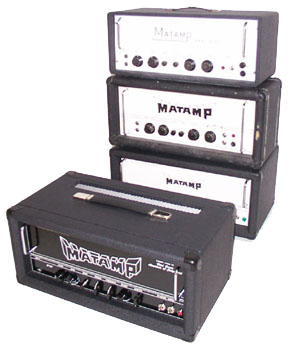 MATAMP Amps and Speaker Cabs : TUBE AMP SERVICE, REPAIRS & PARTS